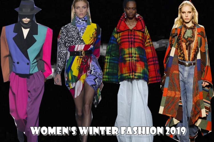 Γυναικεία μόδα χειμώνας 2019 : Τάσεις σε ρούχα,παπούτσια & αξεσουάρ!
