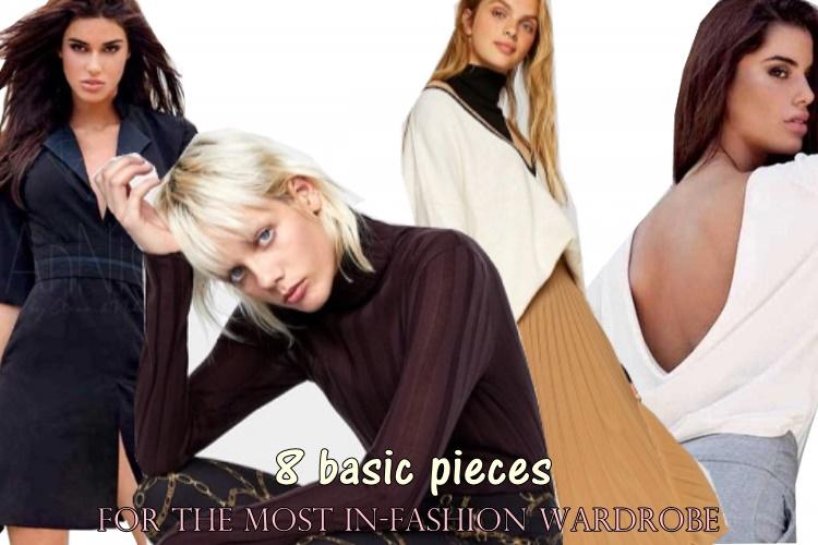 8 βασικά κομμάτια για την πιο in fashion φθινοπωρινή γκαρνταρόμπα