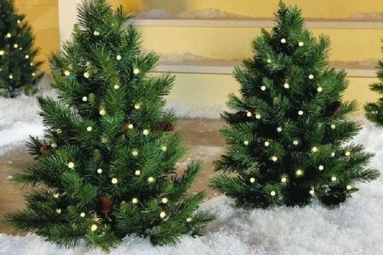 60+ Χριστουγεννιάτικες διακοσμήσεις για εξωτερικούς χώρους