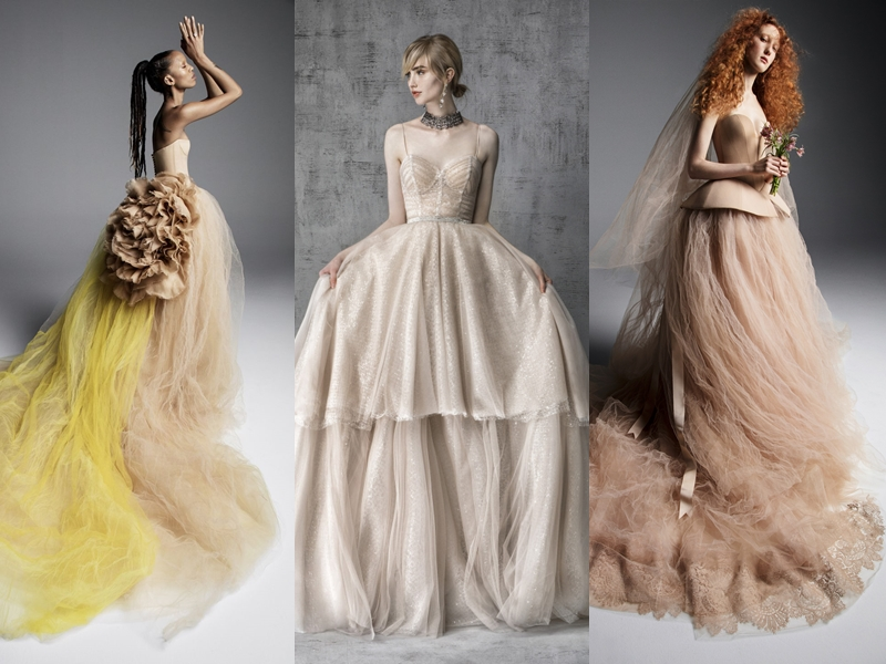 Bridal Spring 2019: Τα γαμήλια φορέματα για την φετινή άνοιξη είναι μοναδικά!