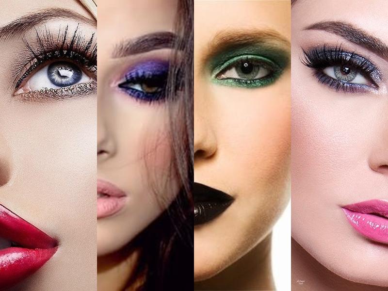 4 έντονα μακιγιάζ ματιών για εντυπωσιακές εμφανίσεις!