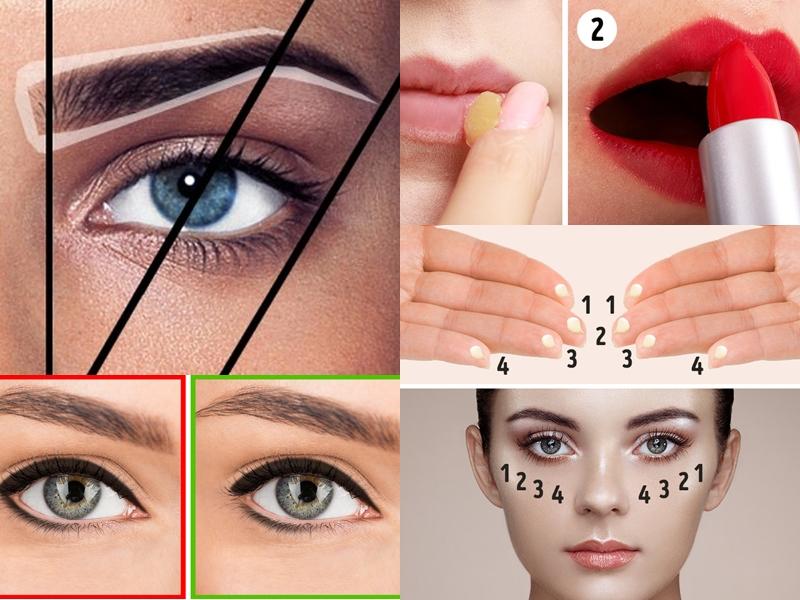 12 γρήγορα κόλπα μακιγιάζ και ομορφιάς που θα σου λύσουν τα χέρια!
