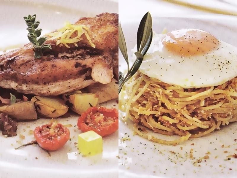 2 μανιάτικες συνταγές μαγειρικής… και θα γλύφεις τα δάχτυλα σου!
