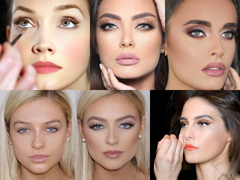 Φυσικό μακιγιάζ 2019