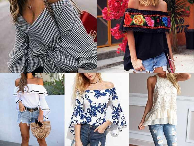 7 ανοιξιάτικες μπλούζες που θα αλλάξουν όλο σου το outfit!