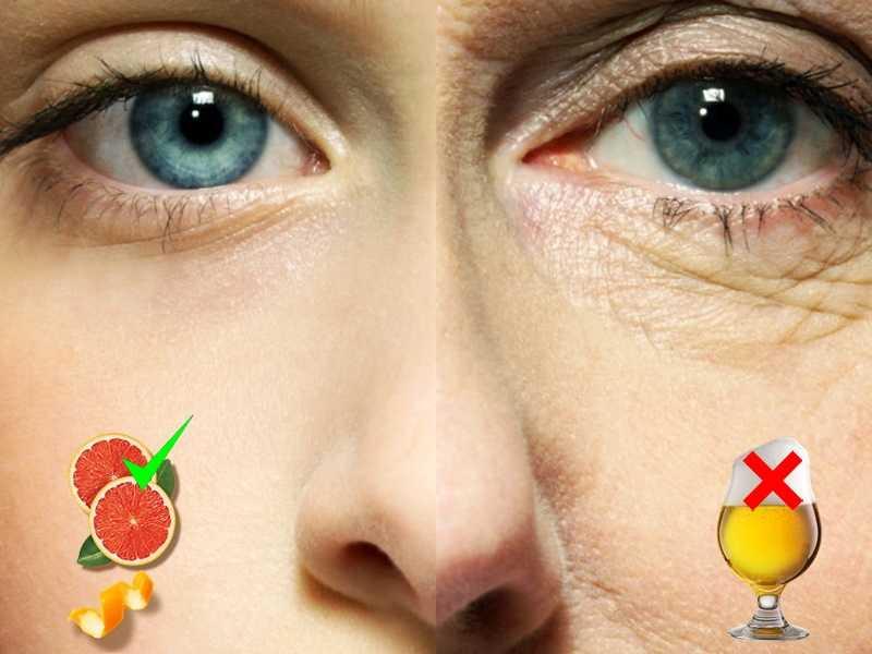 5+1 διατροφικά μυστικά για όμορφο και νεανικό δέρμα!