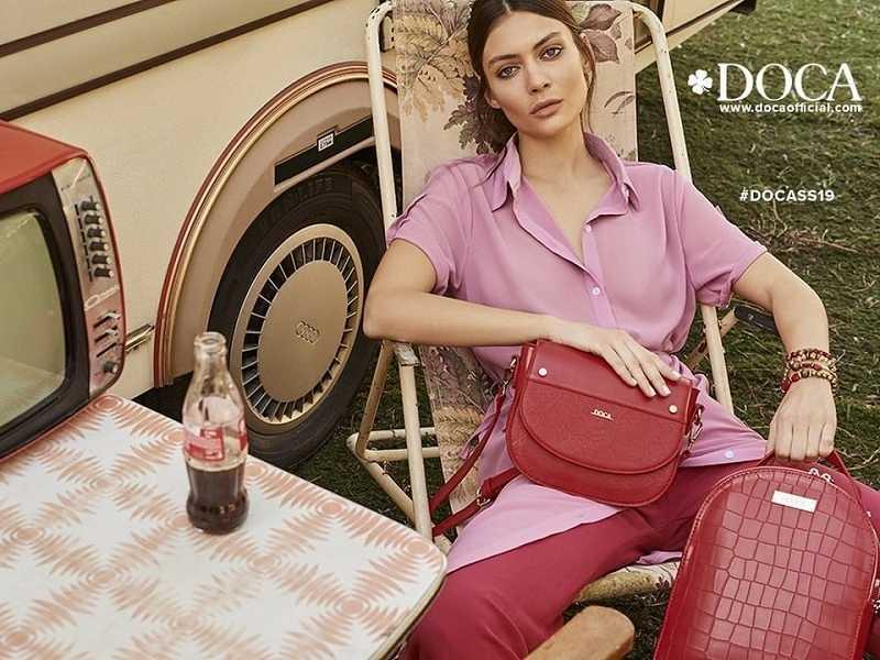 Οι τσάντες DOCA Άνοιξη 2019 θα σε συνοδέψουν παντού!