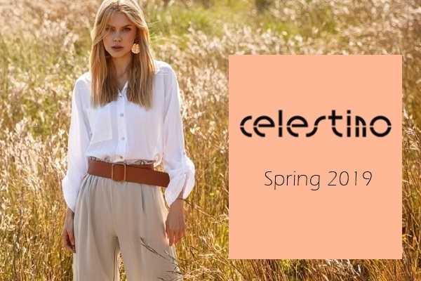 Celestino άνοιξη 2019 για τα πιο trendy-outfits!