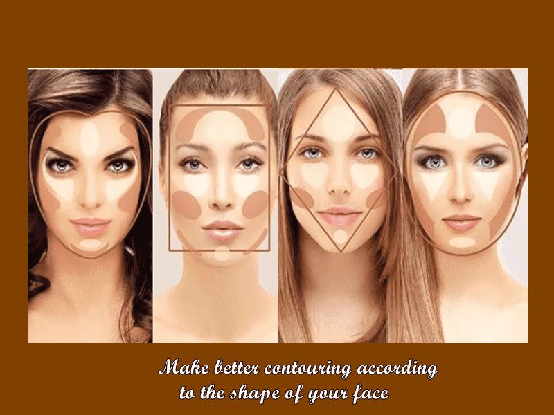 Κάνε καλύτερο contouring ανάλογα το σχήμα του προσώπου σου