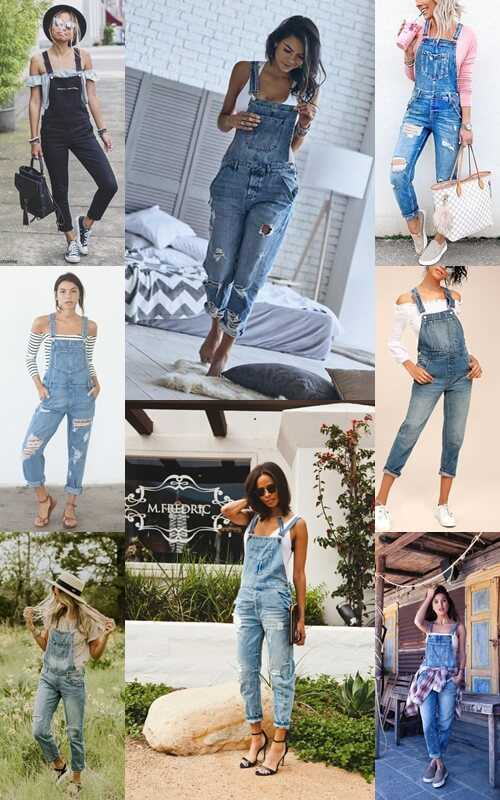 8 outfit με jeans σαλοπέτες
