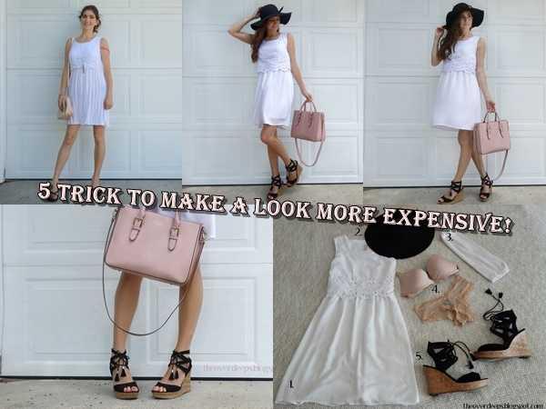 5 τρικ για να κάνεις ένα look να δείχνει πιο ακριβό!