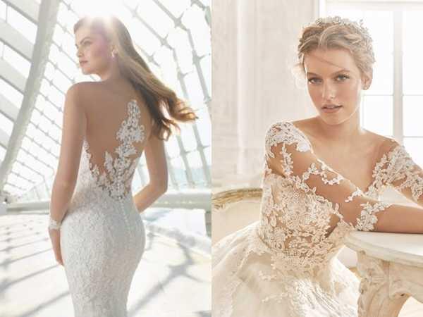 Νυφικά φορέματα maribel για το καλοκαίρι 2019