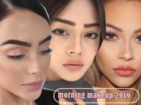 Πρωινό μακιγιάζ 2019, χωρίς υπερβολές και περιττά προϊόντα