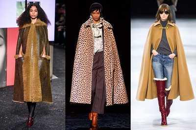 Κάπες:fashion trends 2019/2020