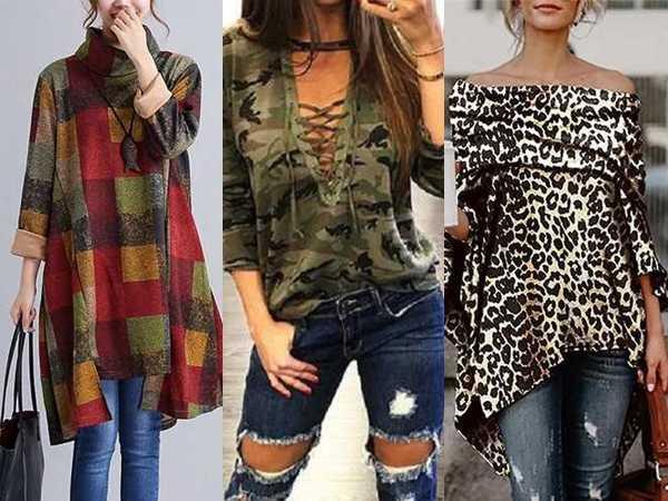 Μοδάτα γυναικεία ρούχα στις πιο χαμηλές τιμές!