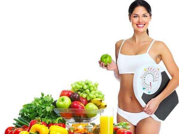 Αδυνάτισμα με φρούτα και λαχανικά