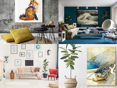 Ανανέωσε το χώρο σου με έναν πίνακα