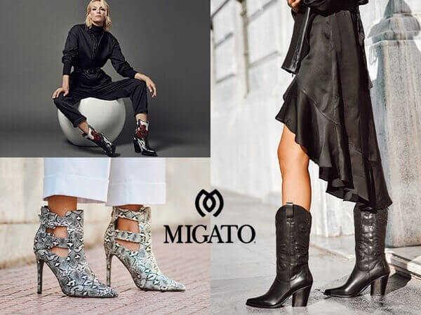 Migato χειμώνας 2020: Η μόδα επί ποδός!