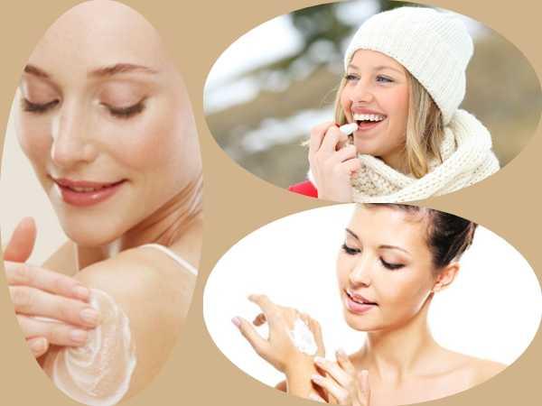 Η χειμερινή φροντίδα του δέρματος είναι το Α και το Ω