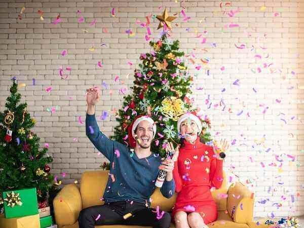 Πως Στόλισαν Για Τα Χριστούγεννα 12 Διάσημοι Celebrities!