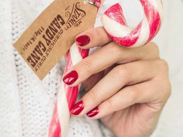 Χριστουγεννιάτικα νύχια! 15 Σχέδια που θα σε ξετρελάνουν!