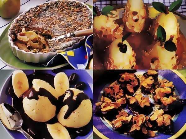 4 Υπέροχα Γλυκά Με Φρούτα Του Χειμώνα