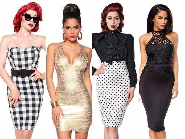 4 Γυναικεία Φορέματα Που Θα Ανυπομονείς Να Φορέσεις