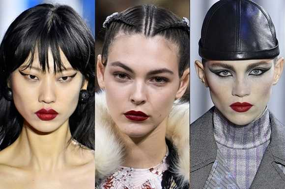 Κόκκινα χείλη 2020:Berry lips