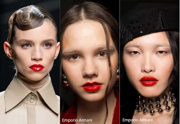 Κόκκινα χείλη 2020:Glowing red