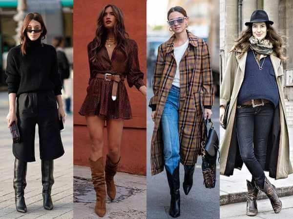 15 Outfits με καουμπόικες μπότες για τα καθημερινά σου looks!