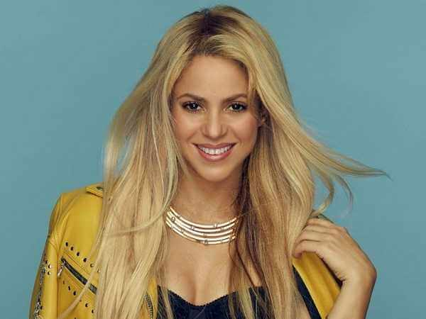 Η Πανέμορφη Shakira Δεν Είναι Πια Ξανθιά!
