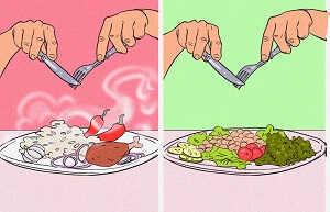 Απόφυγε να φας κρεμμύδι, σκόρδο και μπαχαρικά