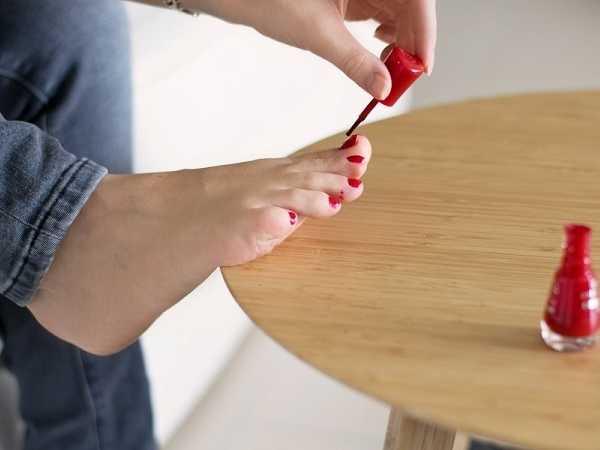 6 tips για επαγγελματικό πεντικιούρ στο σπίτι!