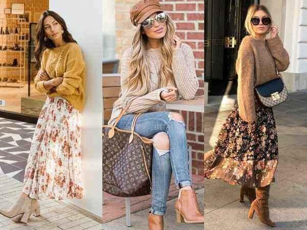 16+1 outfit με μάλλινο πουλόβερ για όλη μέρα!