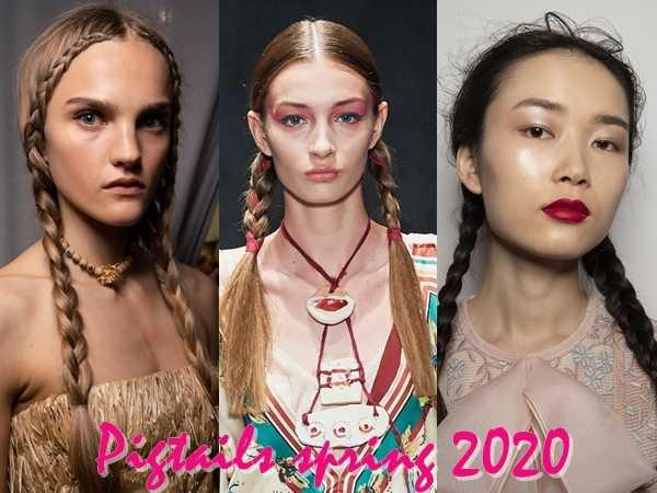 3 πλεξούδες της άνοιξης 2020 για τα πιο ανάλαφρα hair Iooks