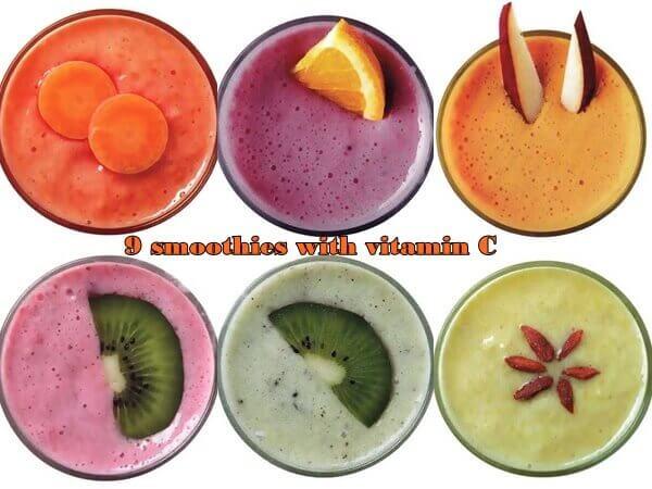 9 smoothies με βιταμίνη C για να ενισχύσεις το ανοσοποιητικό σου!