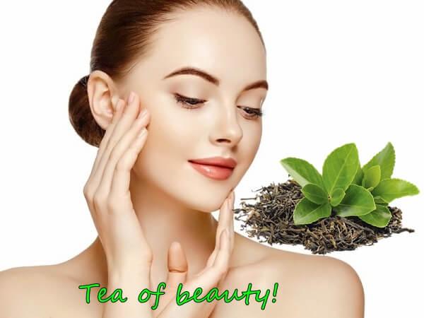 Τσάι: Ο πιο πολύτιμος σύμμαχος ομορφιάς!
