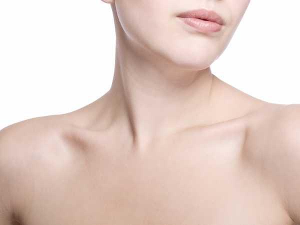 Νεανικός λαιμός με 6 αποτελεσματικά μυστικά ομορφιάς!