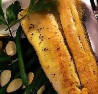 Ψάρι με φασολάκια