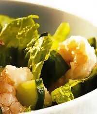Σαλάτα με θαλασσινά
