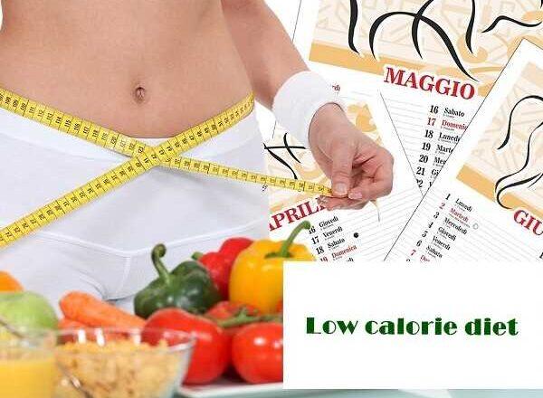 Διατροφή με λίγες θερμίδες για να χάσεις τα περιττά κιλά!
