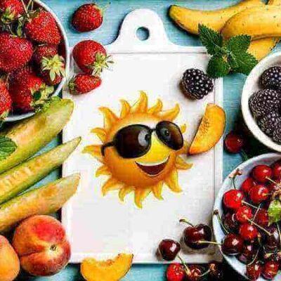 Καλοκαιρινή διατροφή: Τι να απολαύσεις τι να αποφύγεις