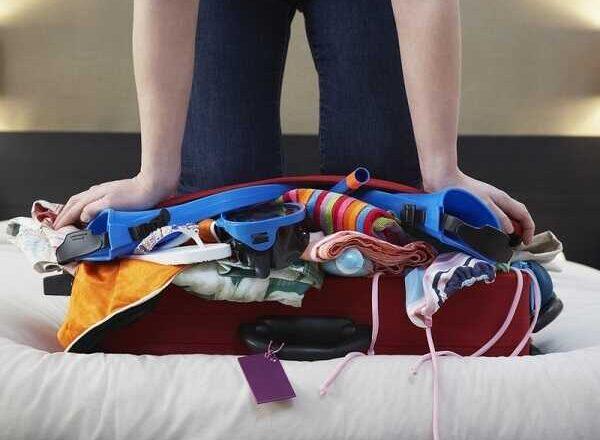 Βαλίτσα για ταξίδι:7 μυστικά για επαγγελματικό πακετάρισμα!