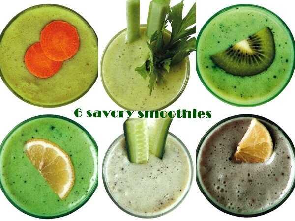 6 αλμυρά smoothie για να τονώσεις το ανοσοποιητικό σου!