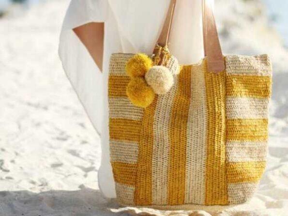 Πώς θα οργανώσεις την τσάντα παραλίας!