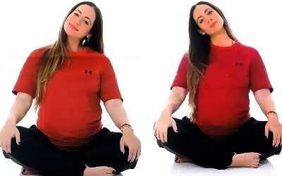 Ασκήσεις για εγκύους Άσκηση 1
