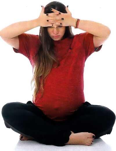 Ασκήσεις για εγκύους Άσκηση 3