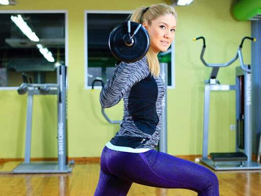 Γυμναστική με βάρη για ένα πιο νεανικό μεταβολισμό!