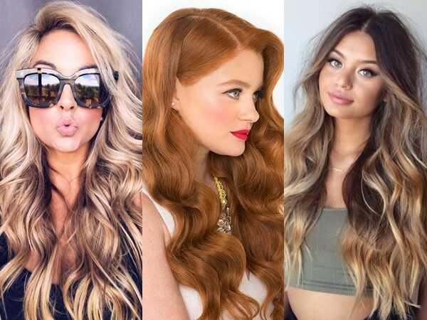 Κυματιστά χτενίσματα 2021:Τα μαλλιά αποκτούν όγκο και στιλ!