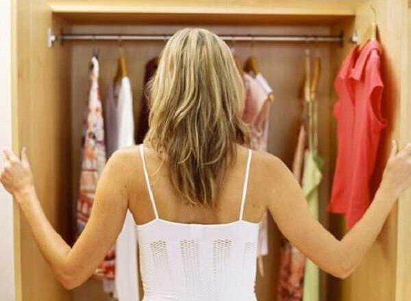 3 λάθη που μπλοκάρουν την ντουλάπα σου!